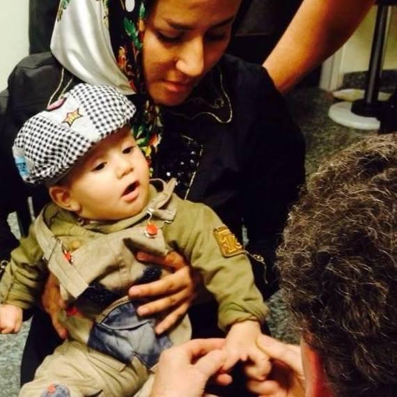 Donnez pour les enfants en Iran